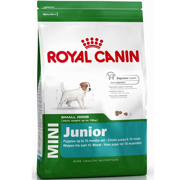 royal canin mini junior teurlings de mulder. Black Bedroom Furniture Sets. Home Design Ideas